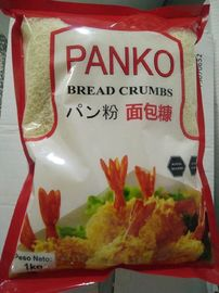 China Crunchy Japanese Bread Crumbs / Delicious Panko Style Breadcrumbs supplier