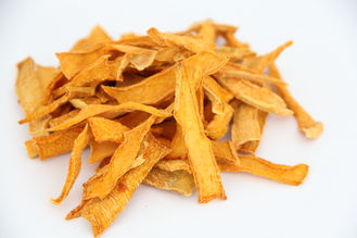 China Delicious Food Dried Pumpkin Slices Fresh Raw Materials For Reataurant supplier