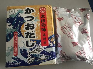 China Hondashi Dried Bonito Flakes , Japanese Dried Fish Flakes For Canned supplier