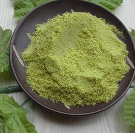 China Sushi Foods Pure Wasabi Powder A B C Grade 10kg / Carton Green Color HACCP supplier