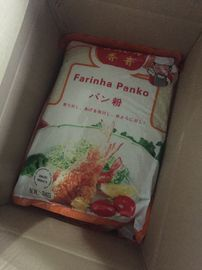 China High Fried Resistant Fine Dry Bread Crumbs Panko Type With Small Packing factory