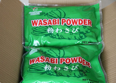 China Grade A Wasabia Japonica Powder Longer Pungent Spicy Flavor For Sushi Seasoning distributor