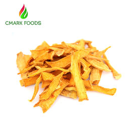 China HACCP Standard Dried Pumpkin Slices / Dehydrated Pumpkin Flakes Golden Yellow Color factory