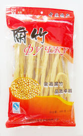 China Home Dried Bean Curd Sticks , FUZHU Soya Bean Curd ISO HACCP Standard distributor